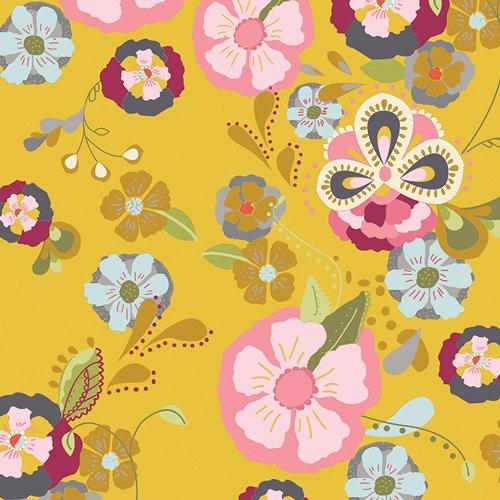 Art Gallery - Emmy Grace, Floral Floats Field