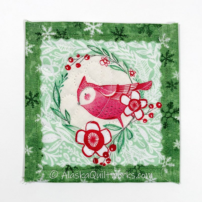 _Coasters - Holiday Characters Varieties  - Green