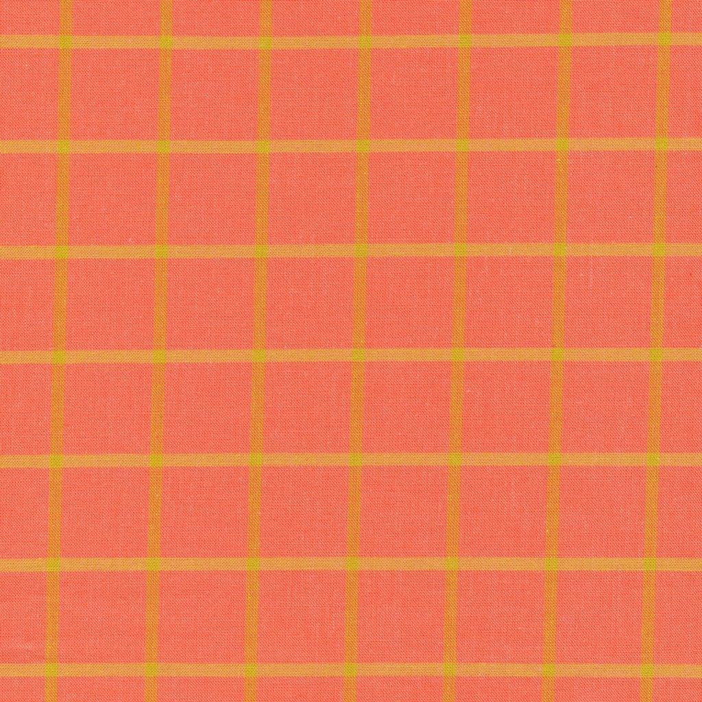 206115 SALMON/AMBER Window Dressing