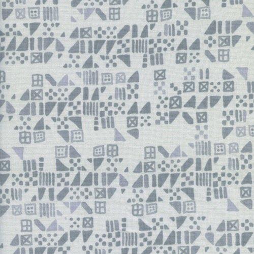 Tiny tiles - Dove