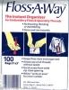 Floss-a-way 100 5 x 3 bags