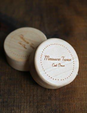 Measure Twice, Cut Once Tape Measure