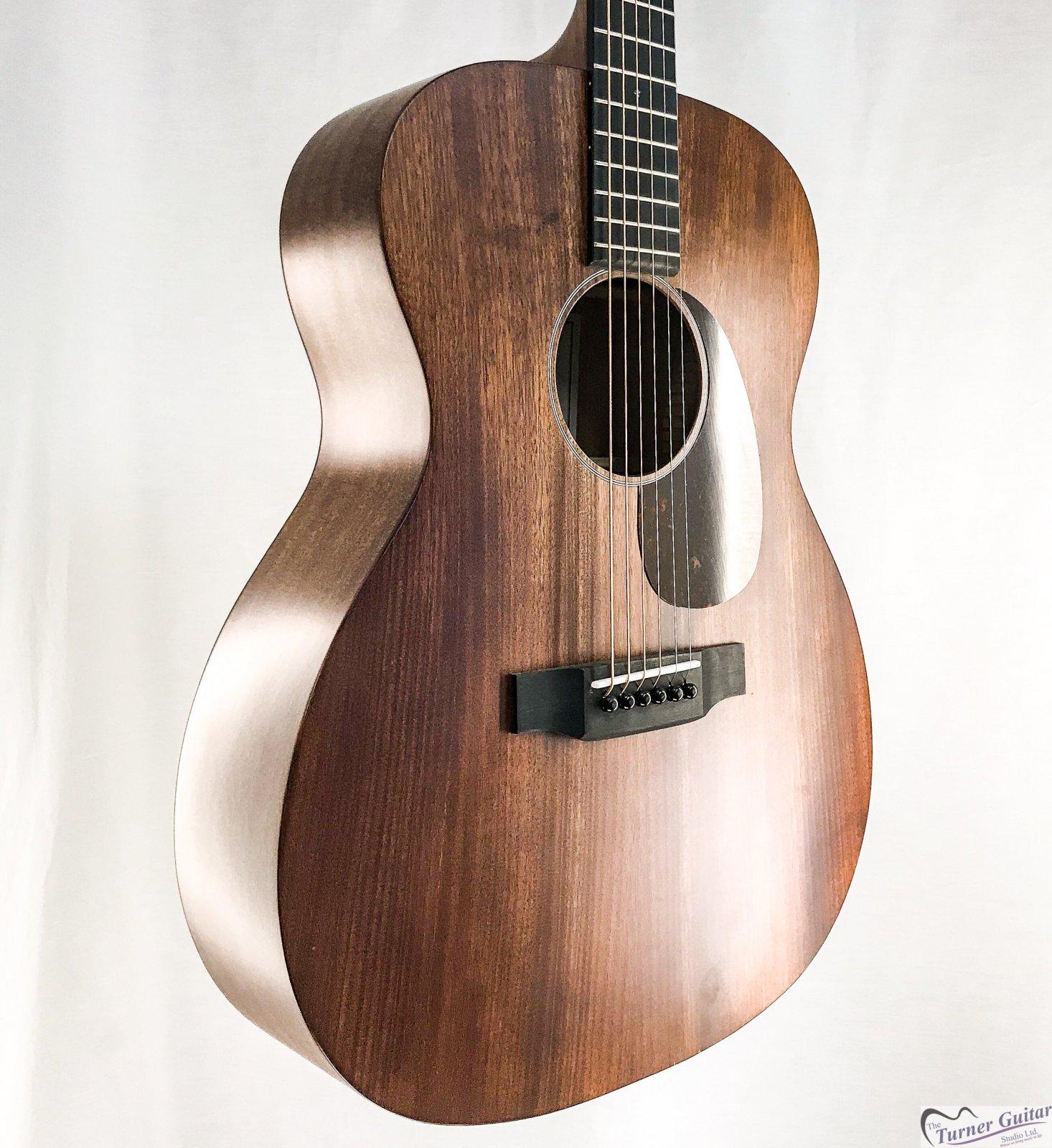 Sigma 000M-15+ Folk Size Acoustic - Solid Mahogany Top