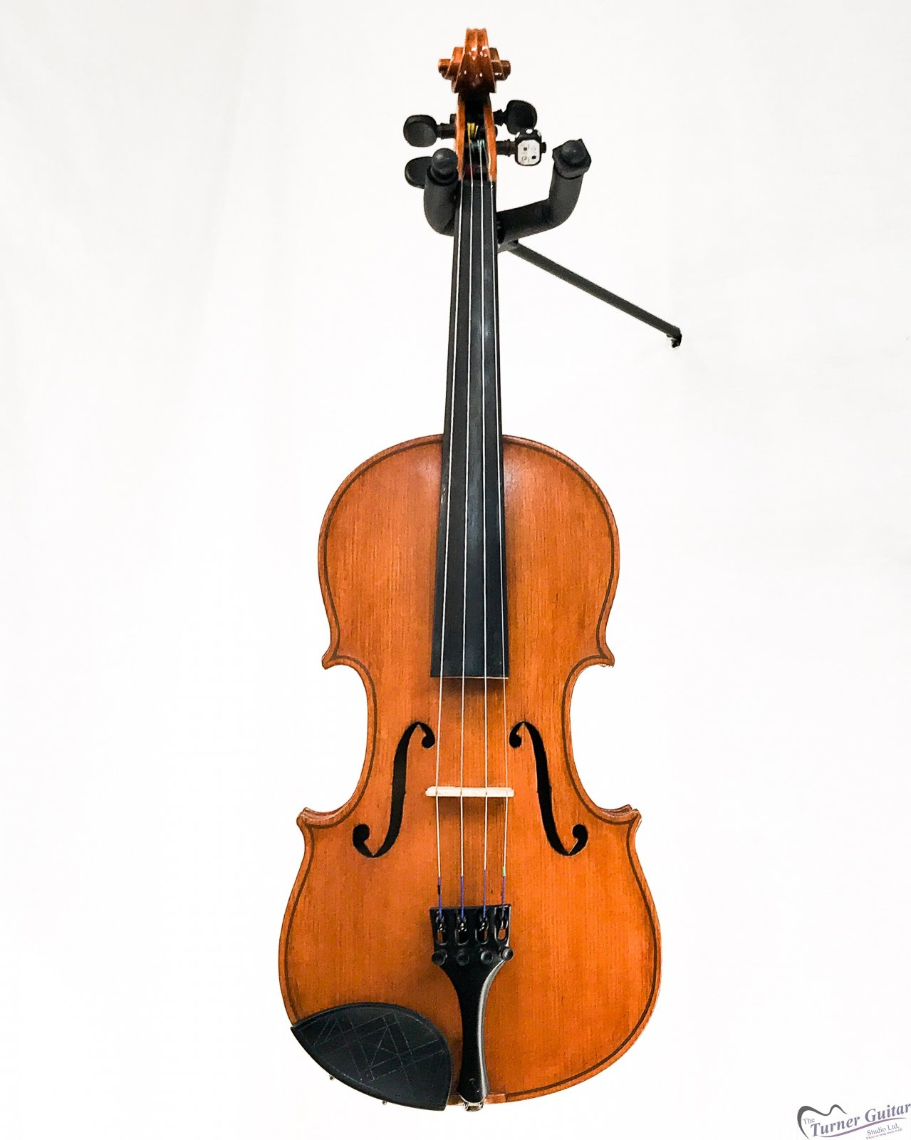 Unknown Make Hand Crafted Violin - Excellent Condition Used - Deluxe Hardshell Case