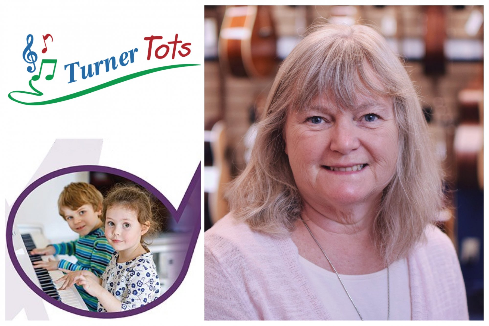 Turner Tots Preschool Group Classes - Ages 3-5yrs