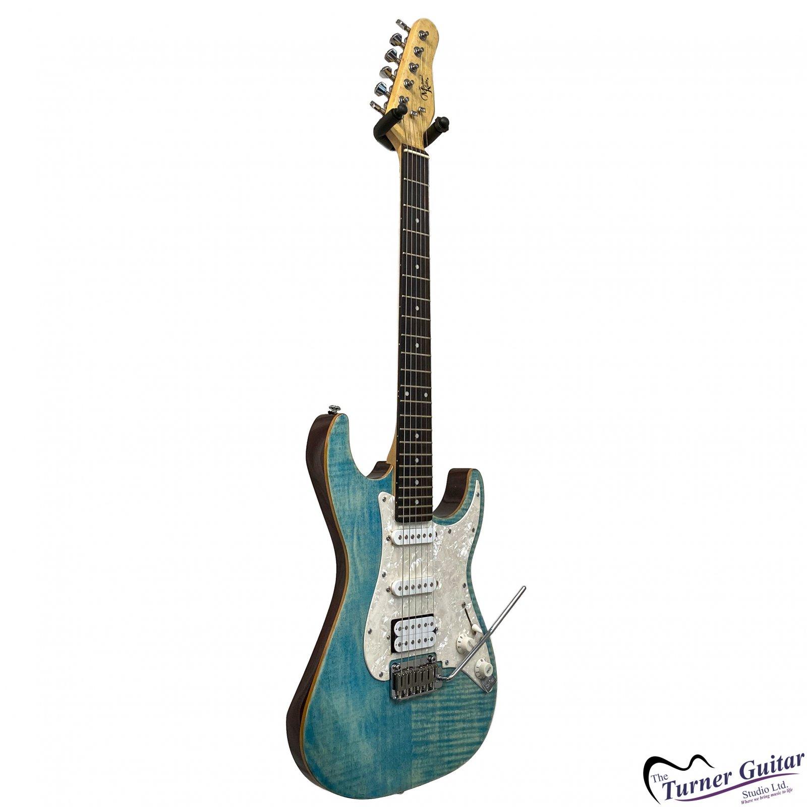 Michael Kelly 1963 HSS Electric - Blue Jean Wash