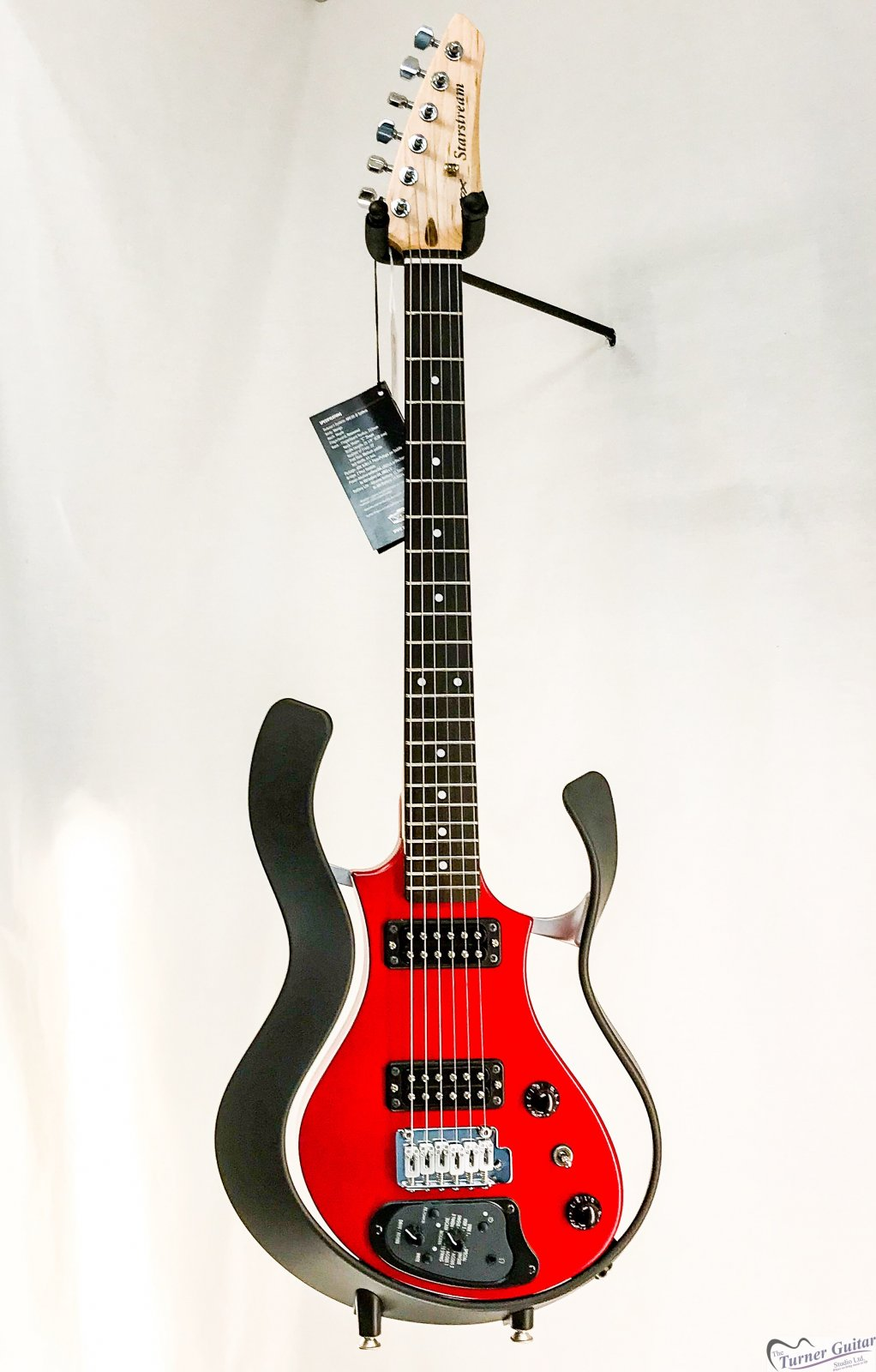 Vox Starstream Type 1 Modeling Guitar - Red Finish
