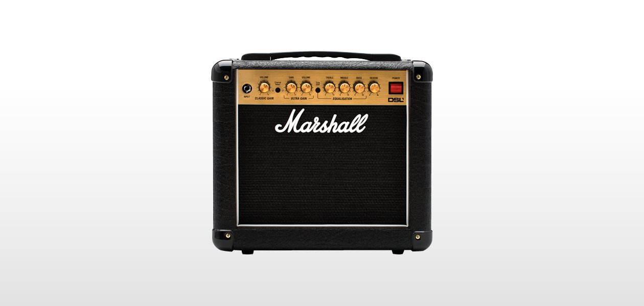 Marshall 1 Watt Tube Combo with Reverb