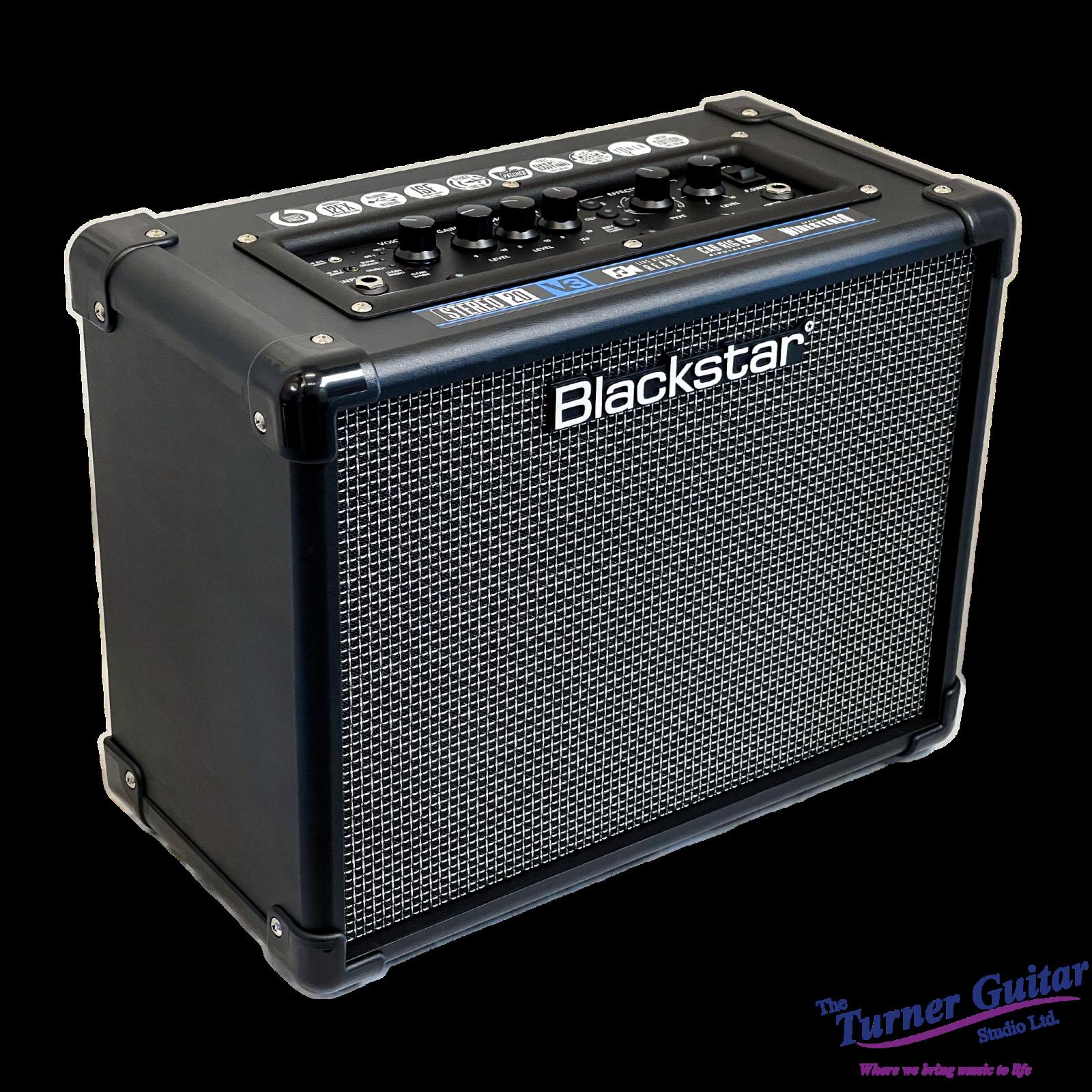 Blackstar ID: Core Stereo 20 V3 Programmable Modeling Amplifier