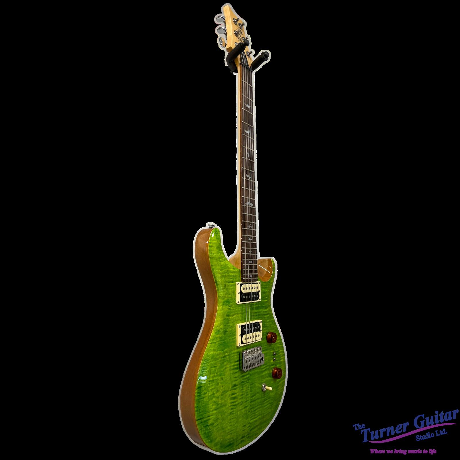 PRS Paul Reed Smith - SE Custom 24-08 - Eriza Verde Finish