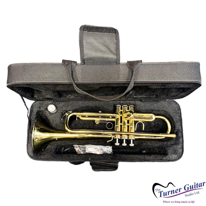 Sinclair Bb Trumpet with Case - Rental Unit