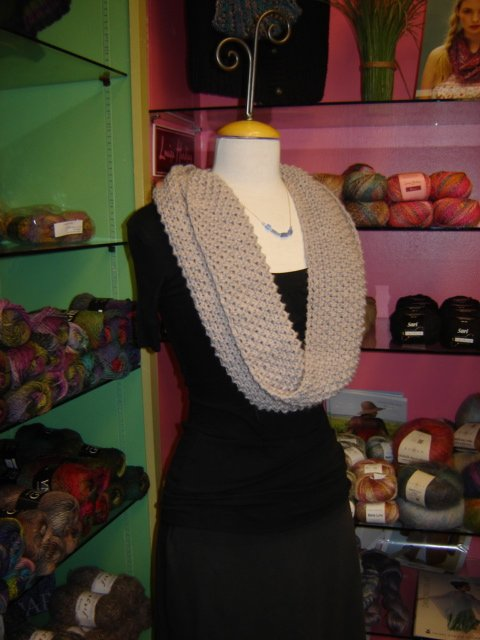 Cocoon Cowl