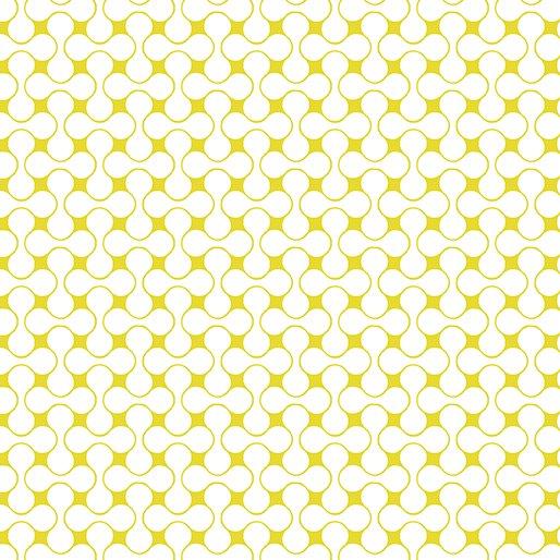 Good Vibes Yellow/White