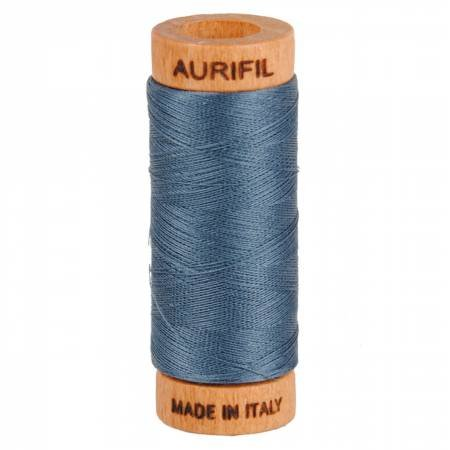 Thread Aurifil 80wt 306yd/280m  - Color 1158
