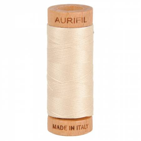 Thread Aurifil 80wt 306yd/280m  - Color 2310