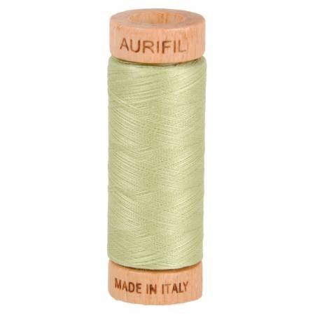 Thread Aurifil 80wt 306yd/280m  - Color 2886