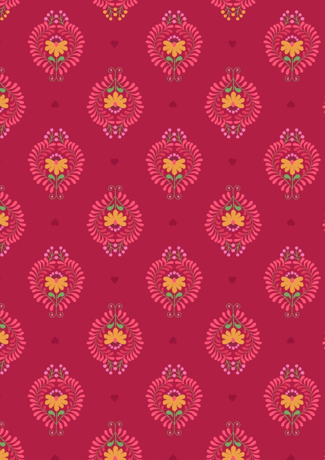 Maya - Heart Floral