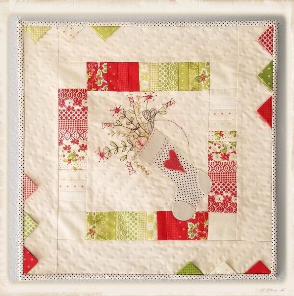 A Stitcher's Stocking