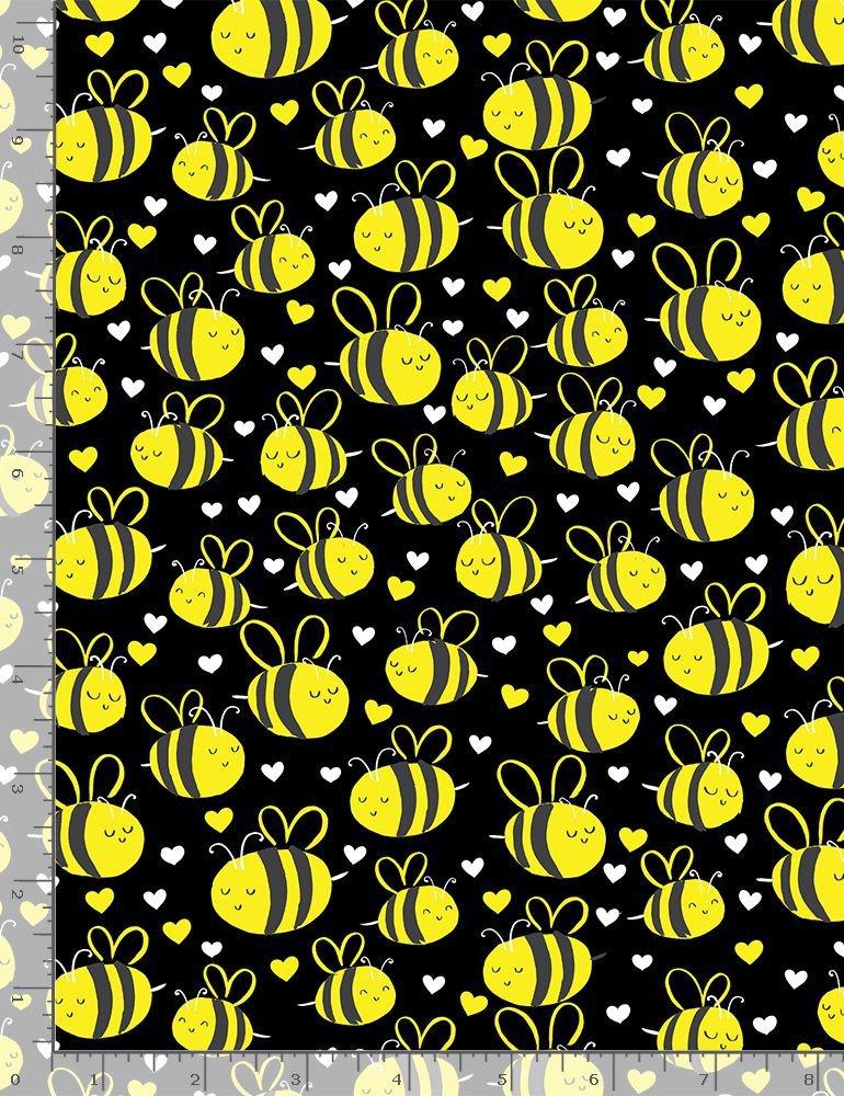 CUTE PLUMP BEES