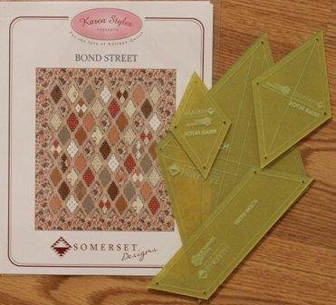 Bond Street - Pattern & Templates