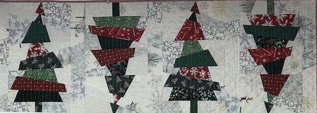 Crazy Christmas Trees Kit