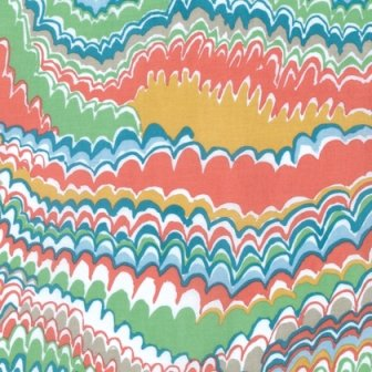 K. Fassett - End Papers