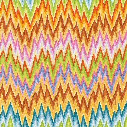 K. Fassett - Flame Stripe