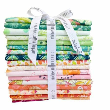 Abloom - Fat Quarter Bundle - 18 FQ's
