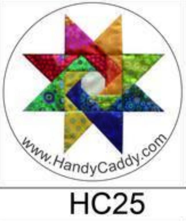 Handy Pop with Car Mount Clip - Rainbow Swirl
