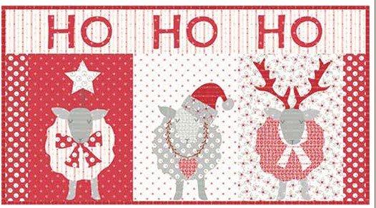 HoHoHo Quilt Kit