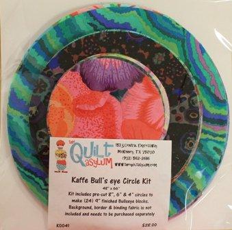 Bullseye Circles - Kaffe Fassett Collective