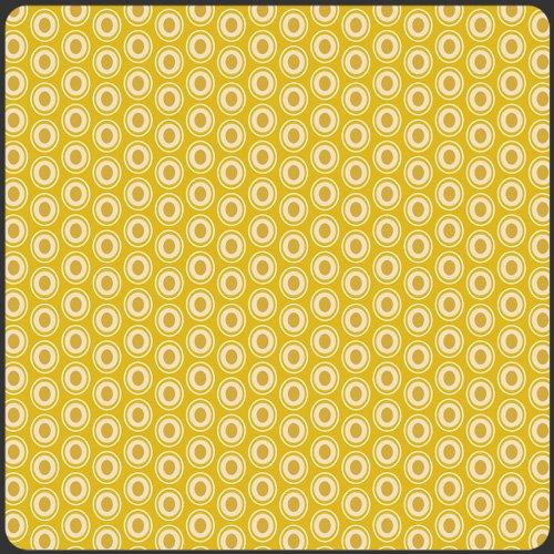 Oval Elements - Golden
