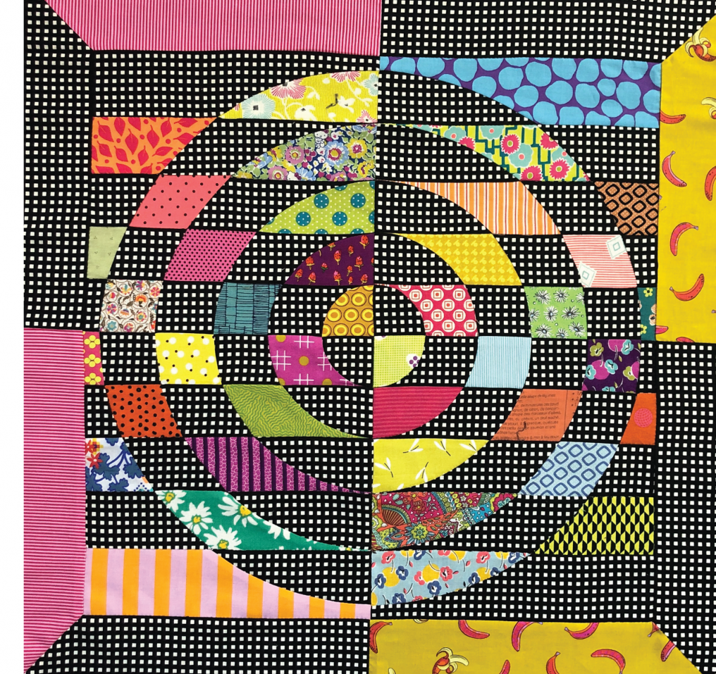 Jen Kingwell's Psychedelia Template of the Month Registration