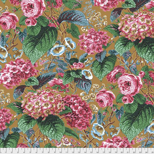 K. Fassett Collective - Fall 2019 - Rose and Hydrangea