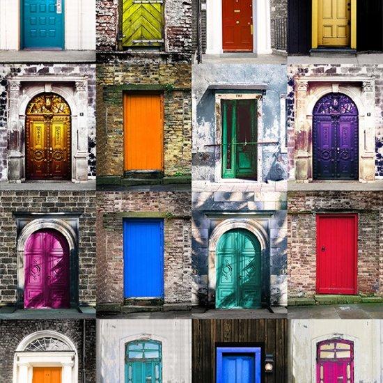 Globe Hopper - Doors