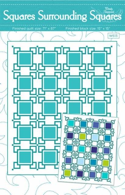 Squares Surround Squares