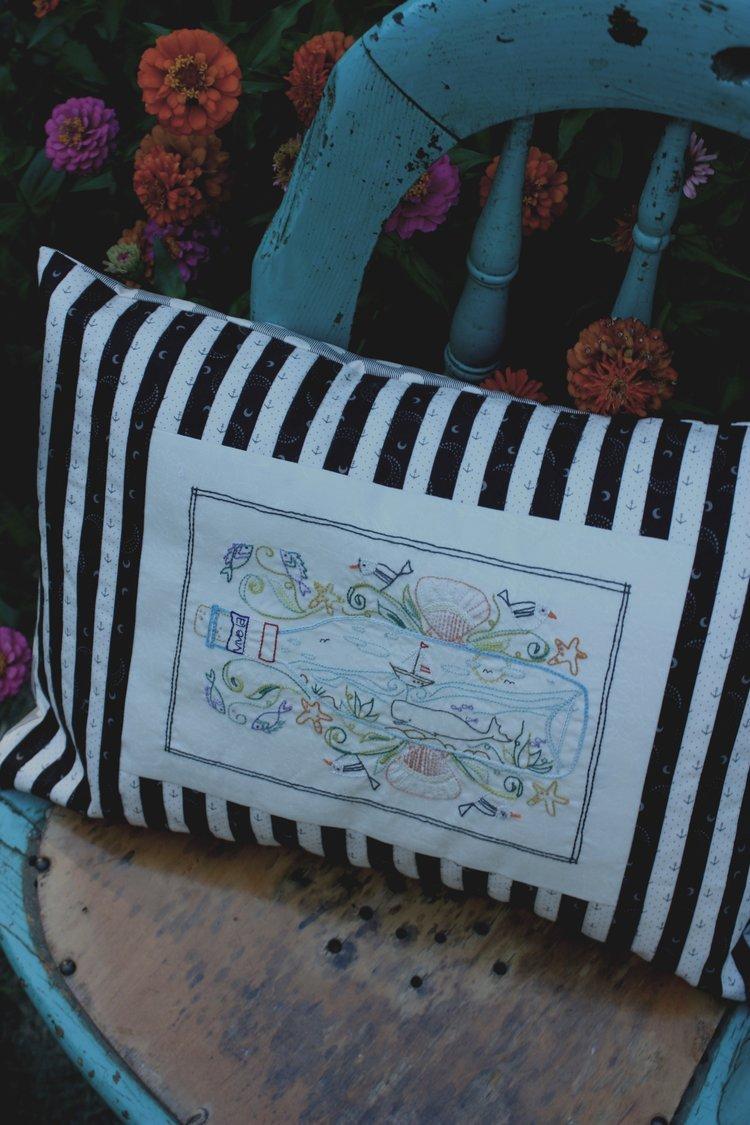 Tybee Island Pillow