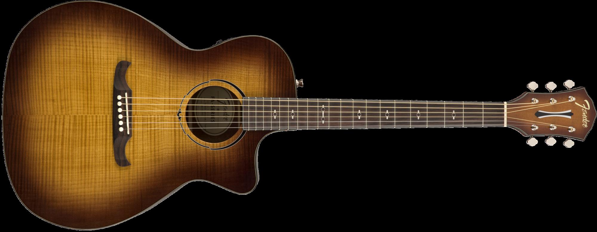 Fender FA-345CE AUDITORIUM
