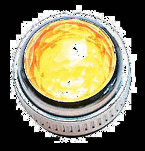 Pure Vintage Amber Amplifier Jewel