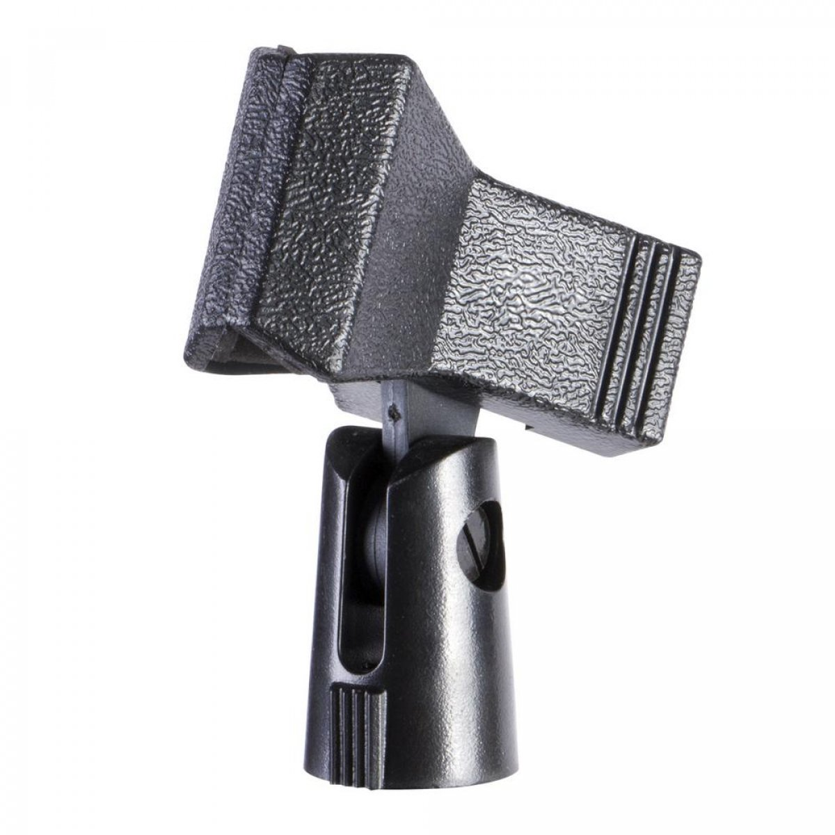 Clothespin-Style Plastic Mic Clip Clip Type Mic Holder (A-2)