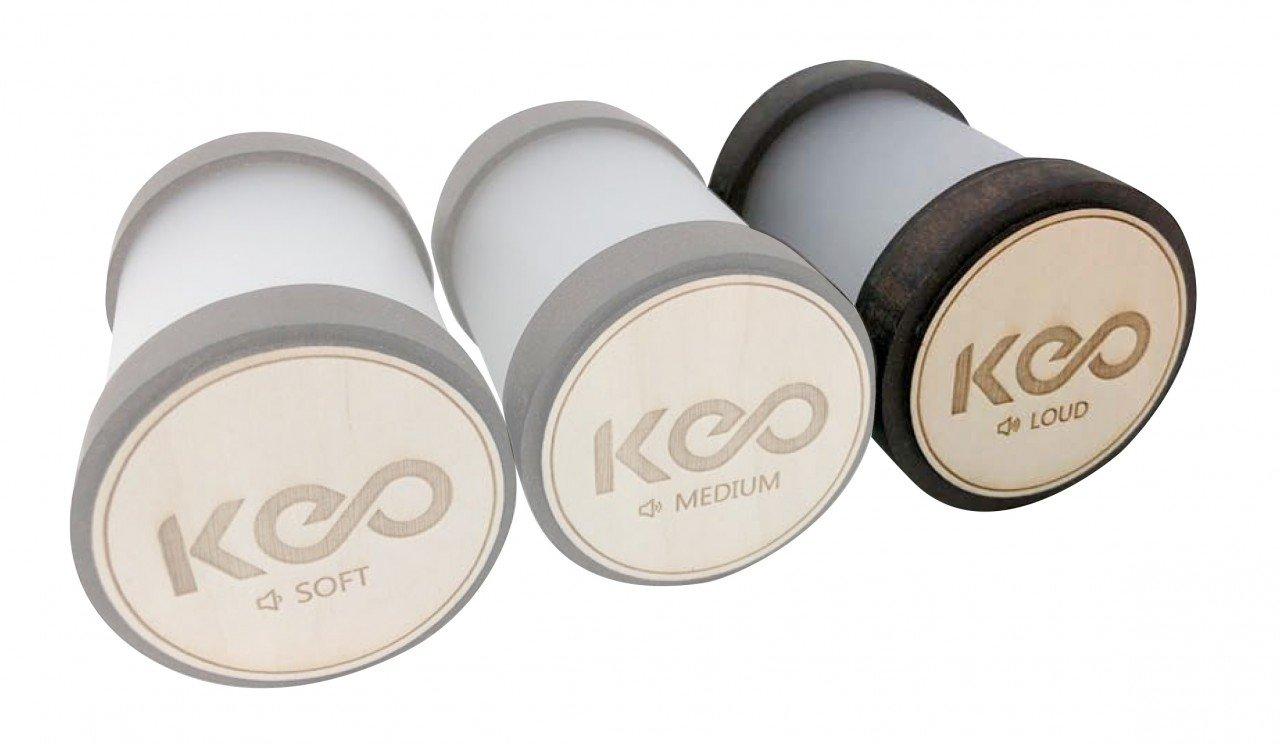 KEO Percussion Birch Shaker Loud