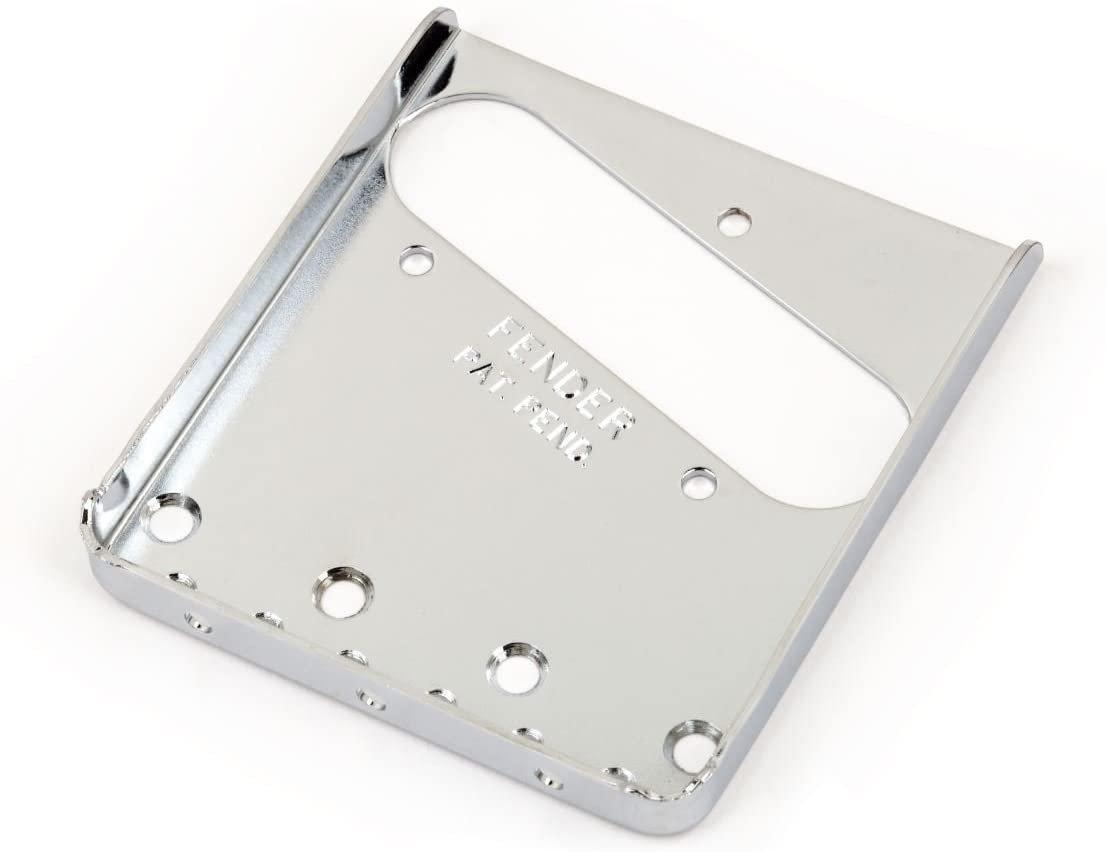 Fender American Vintage 3-Saddle Telecaster Bridge Plate