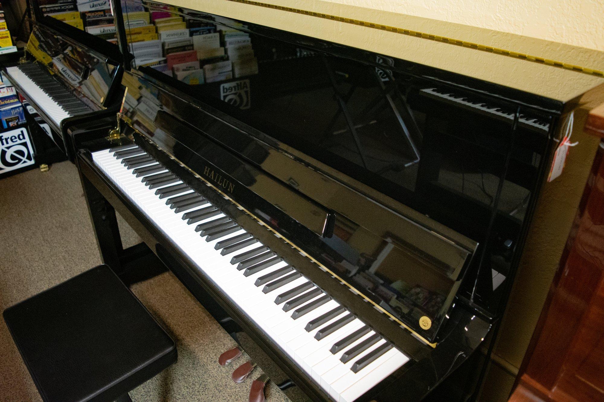 Hailun HU1 Upright Piano