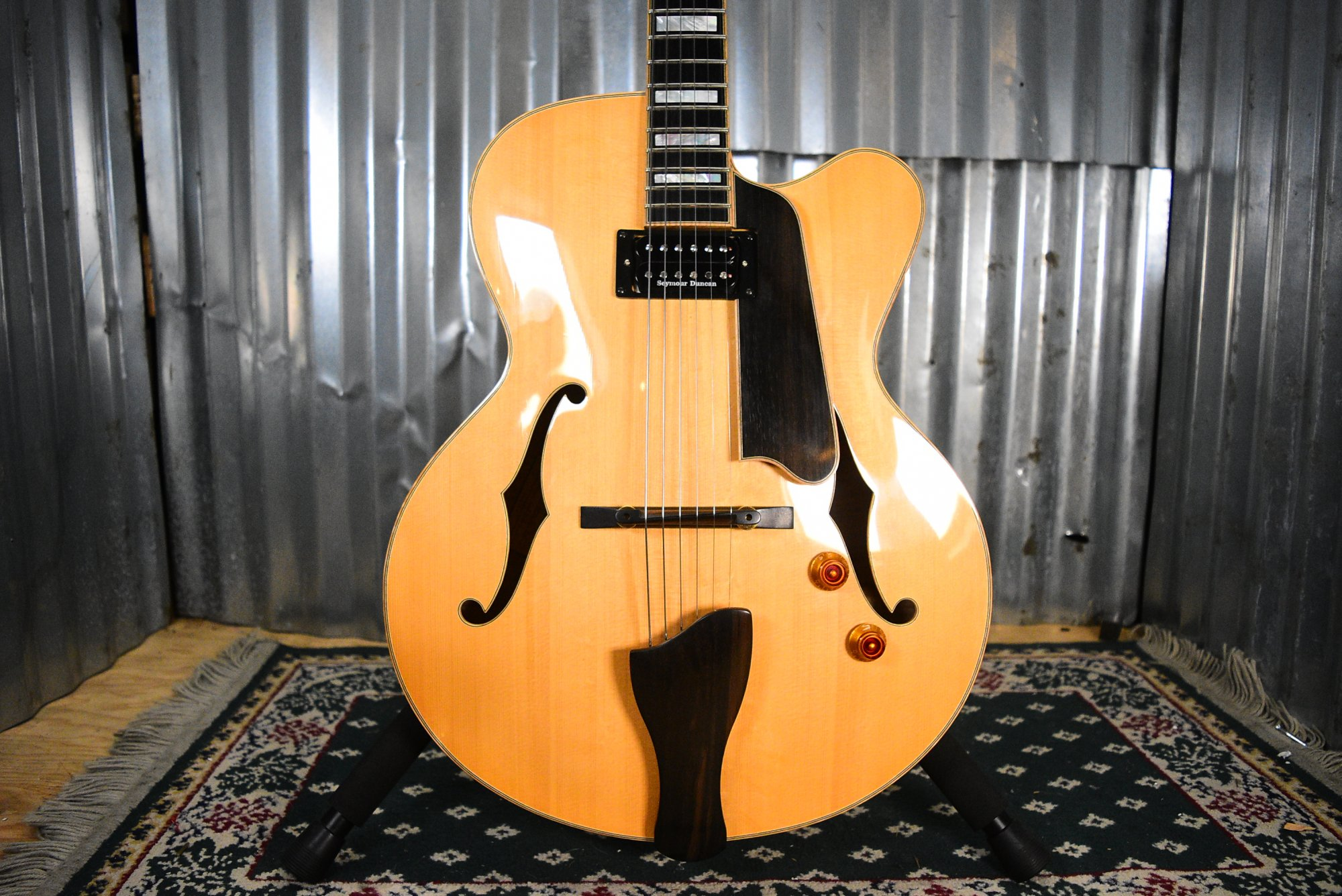 Eastman Jazz Elite Guitar