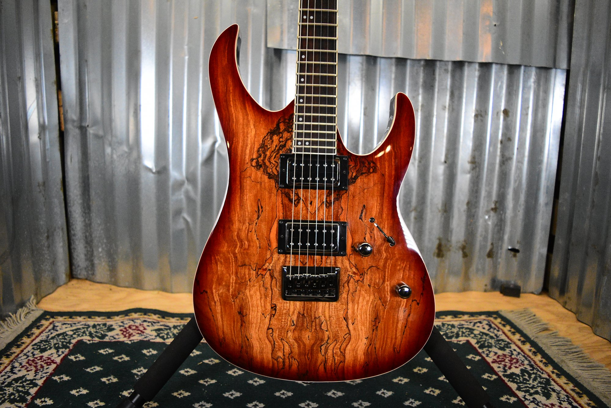 Spear Gladius Electric Double Cut Guitar