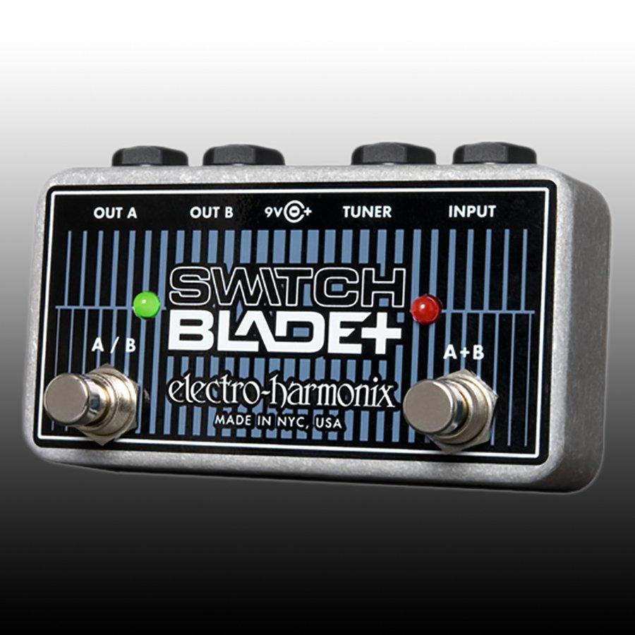 Electro-Harmonix Swithblade Plus Premium Channel Switching Pedal