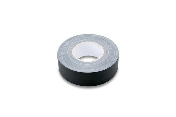 Hosa GFT-447BK BULK Gaffer's Tape, 2 x 60 Yards, Black