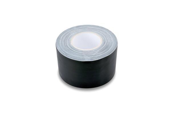 Hosa GFT-459BK BULK Gaffer's Tape, 4 x 60 Yards, Black