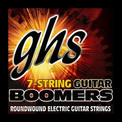 GHS 7-String Boomers 10-62