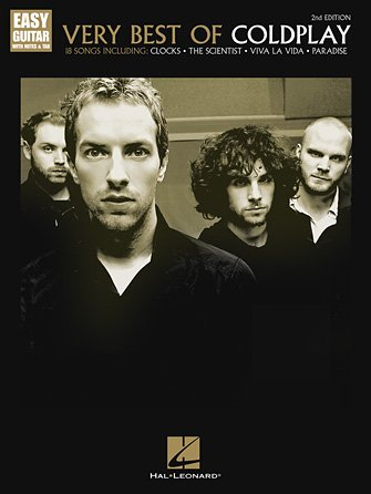 Very Best of Coldplay 2nd Edition